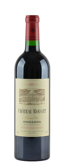 2007 Rouget Bordeaux Blend