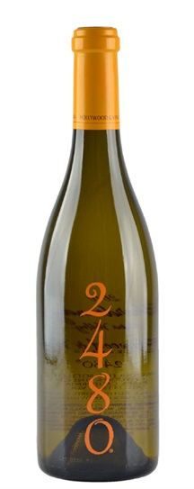 2010 Hollywood and Vine 2480 Chardonnay