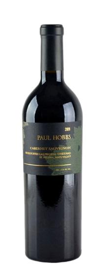 2009 Hobbs, Paul Cabernet Sauvignon Beckstoffer Piedras