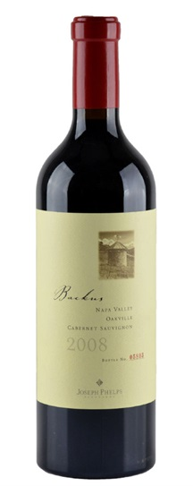 1999 Phelps, Joseph Cabernet Sauvignon Backus Vineyard