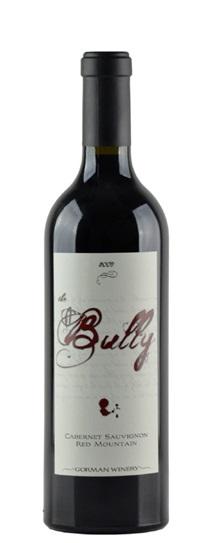 2009 Gorman Cabernet Sauvignon Bully