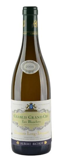 2008 Long-Depaquit Chablis Blanchots