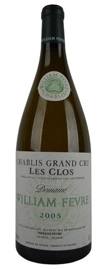 2007 Fevre, Domaine William Chablis les Clos Grand Cru