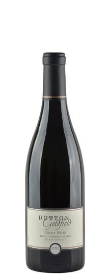 2010 Dutton-Goldfield Pinot Noir Devil's Gulch Ranch