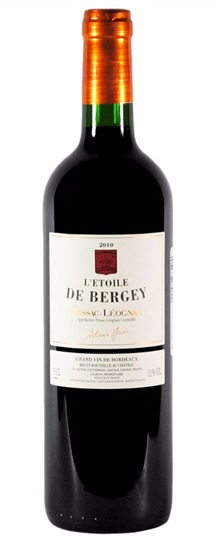 2011 L'Etoile de Bergey Bordeaux Blend