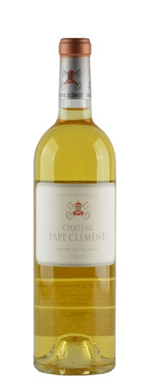 2005 Pape Clement Blanc