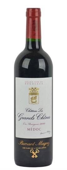 2010 Chateau les Grand Chenes Bordeaux Blend