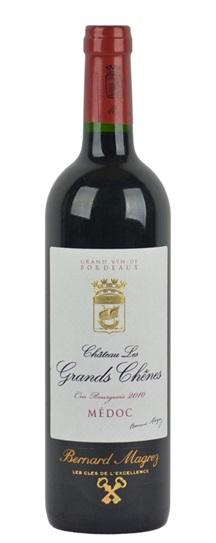 2011 Chateau les Grand Chenes Bordeaux Blend