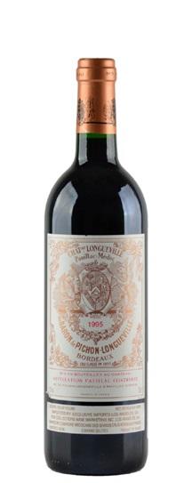 1995 Pichon-Longueville Baron Bordeaux Blend