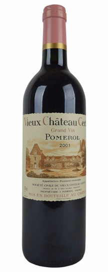 2000 Vieux Chateau Certan Bordeaux Blend