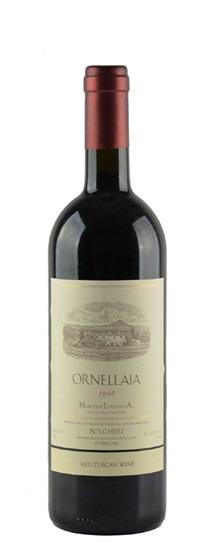 1999 Ornellaia, Tenuta dell' Ornellaia