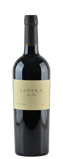 1999 Ladera Cabernet Sauvignon Lone Canyon Vineyard
