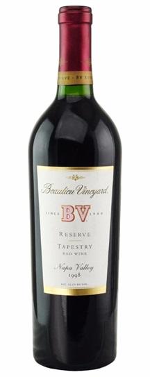 2003 Beaulieu Reserve Tapestry Proprietary Red Wine