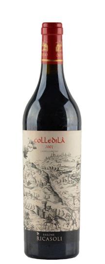 2007 Castello di Brolio-Ricasoli Chianti Classico Colledila