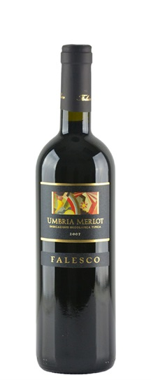 2007 Falesco Merlot dell'Umbria IGT