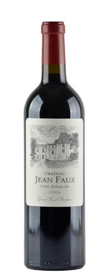 2009 Jean Faux, Chateau Bordeaux Blend