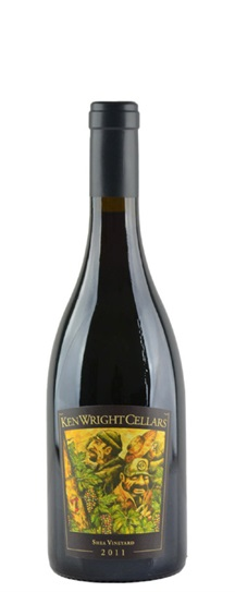 2011 Ken Wright Cellars Pinot Noir Shea Vineyard