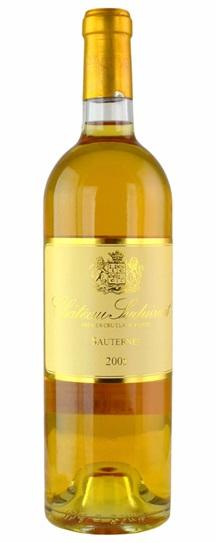 2004 Chateau Suduiraut Sauternes Blend