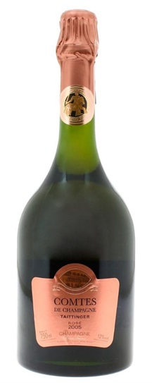 2005 Taittinger Comtes de Champagne Rose