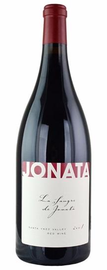 2008 Jonata La Sangre de Jonata