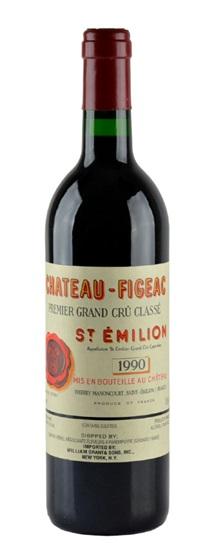 1990 Figeac Bordeaux Blend