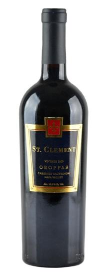 2006 St Clement Oroppas