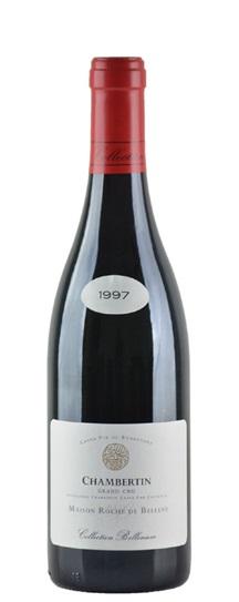 1997 Roche de Bellene, Maison Collection Bellenum Chambertin
