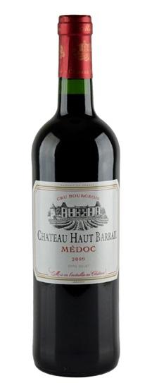 2009 Haut-Barrail Bordeaux Blend