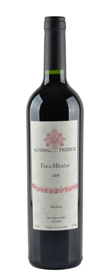 2009 Achaval Ferrer Finca Mirador