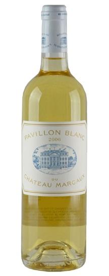 2006 Margaux, Pavillon Blanc du Chateau Bordeaux Blanc