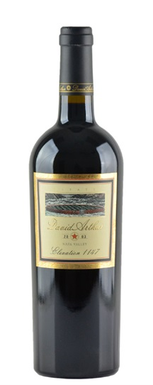 2000 Arthur, David Cabernet Sauvignon Elevation 1147
