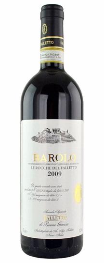 2009 Giacosa, Bruno Barolo Le Rocche Del Falletto di Serralunga D'Alba