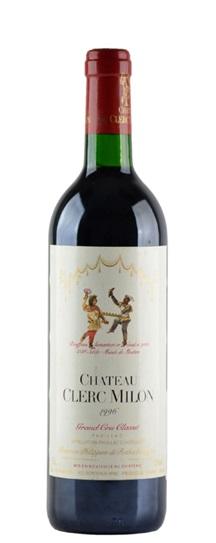 2006 Clerc Milon Bordeaux Blend