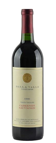 1990 Dalla Valle Cabernet Sauvignon Estate