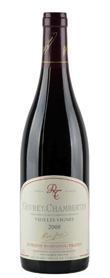 2008 Rossignol Trapet, Domaine Gevrey Chambertin Vieilles Vignes