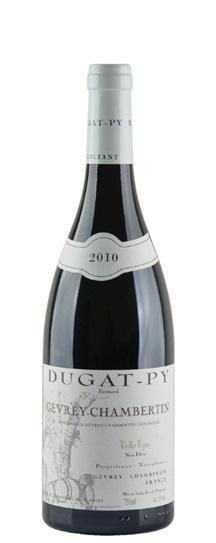 2010 Dugat-Py, Domaine Gevrey Chambertin Vieilles Vignes