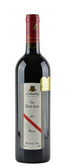 2002 d'Arenberg The Dead Arm