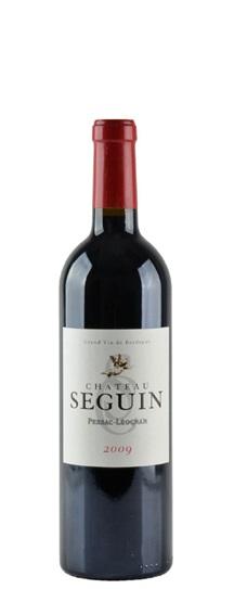 2009 Seguin Bordeaux Blend