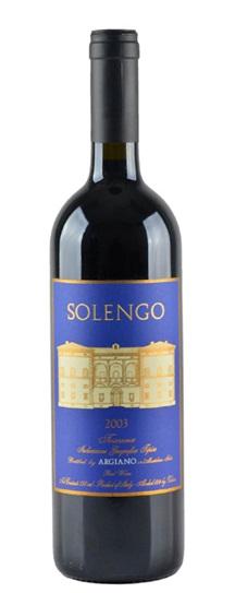 2003 Argiano Solengo IGT