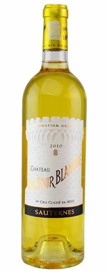 2011 La Tour Blanche Sauternes Blend