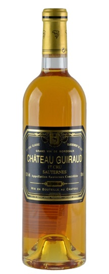 2003 Guiraud Sauternes Blend