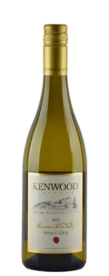 2012 Kenwood Pinot Gris Russian River