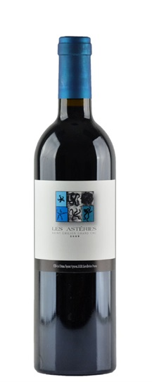 2009 Asteries, Les Bordeaux Blend