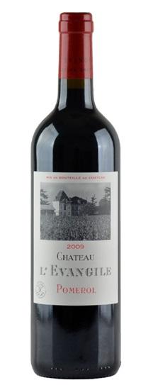 2009 L'Evangile Bordeaux Blend