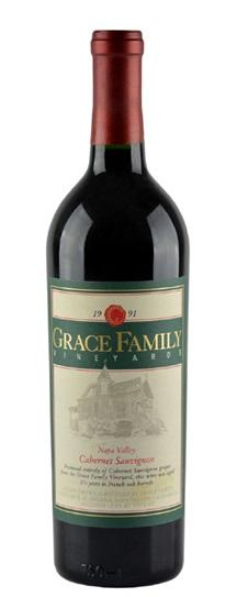 1991 Grace Family Vineyard Cabernet Sauvignon