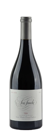 2010 Sea Smoke Cellars Pinot Noir Ten