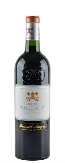2007 Pape Clement Bordeaux Blend