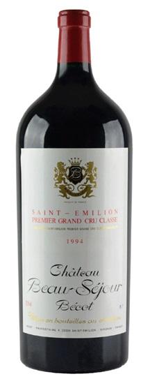 1994 Beau-Sejour-Becot Bordeaux Blend