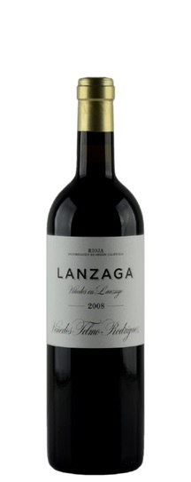 2008 Telmo Rodriguez Rioja Lanzaga