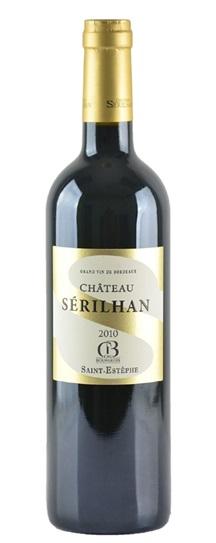 2010 Serilhan Bordeaux Blend